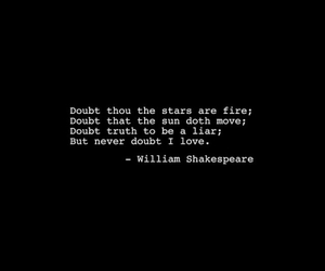 i, poem, and william shakespeare image