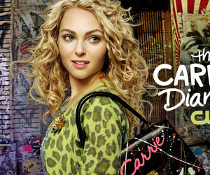 the carrie diaries and carrie image