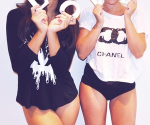 chanel and girls image