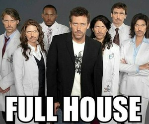 funny, series, and hugh laurie image