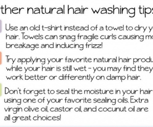 beauty, tips, and hair image
