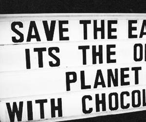 chocolate, black, and earth image