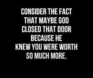 god, quotes, and worth image