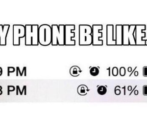 phone, true, and funny image