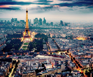 paris, city, and france image