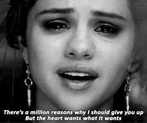 quote and selena gomez image