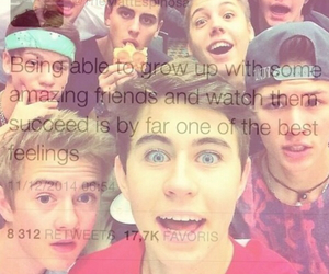 matthew espinosa, nash grier, and hayes grier image
