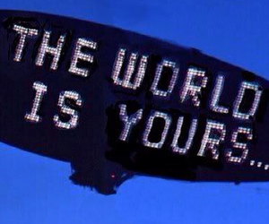 the world is yours image