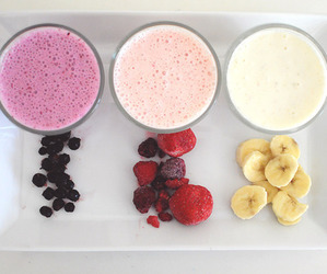 clothes, smoothie, and style image