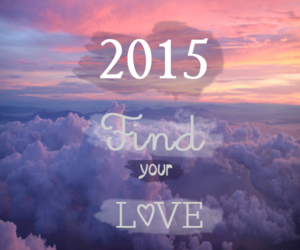 new year and love image