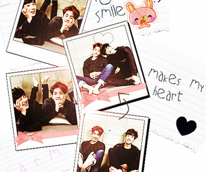 edit, exo, and yeollie image
