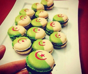 Algeria, macaron, and algerienne image