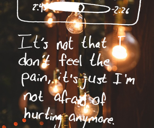 paramore, Lyrics, and last hope image