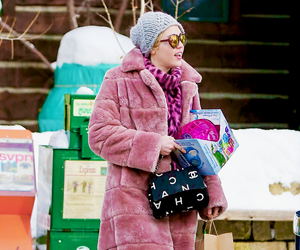 candids, chanel, and miley image