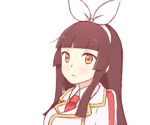 fairy tail, kagura, and cute image