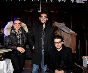 music, ilvolo, and gianlucaginoble image