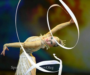 dance, gala, and ribbon image