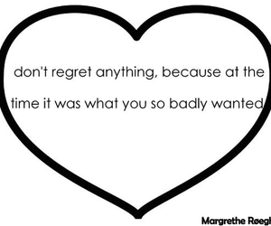 regret, text, and love image