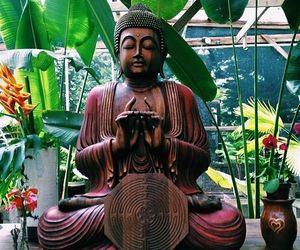 Buddha, peace, and buda image