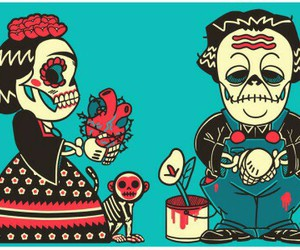 diego, Diego Rivera, and Frida image