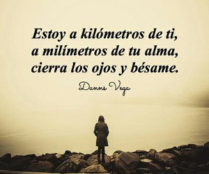 distancia and besame image
