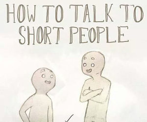 funny, short, and people image