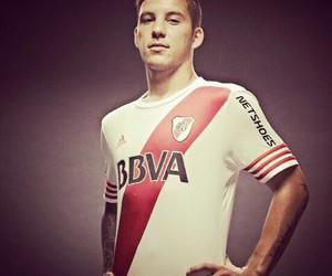 argentina, boy, and futbol image