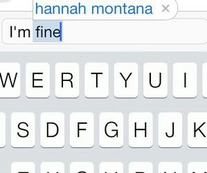 hannah montana, quote, and text image