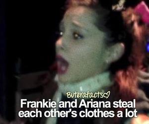 tumblr, ariana grande, and ariana facts image