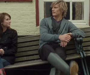 love, couple, and alex pettyfer image