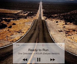 ready to run, one direction, and four image