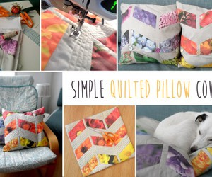 crafts, diy, and sewing image