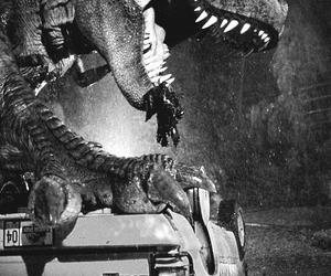 Jurassic Park and dinosaur image