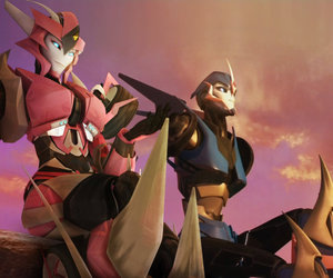 tfp, transformers, and transformers prime image