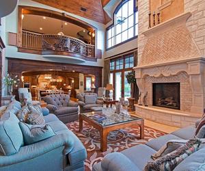 classy, Dream, and livingroom image