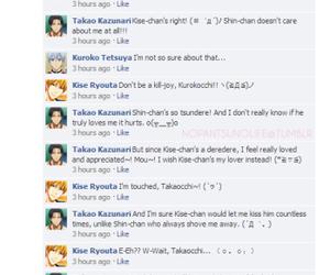 facebook, kise, and kagami image