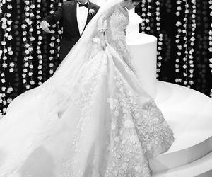 bae, bride, and classy image