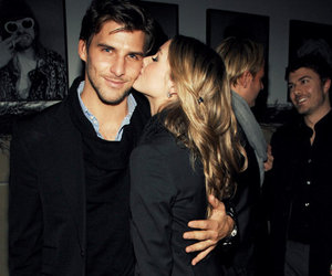 couple, olivia palermo, and kiss image