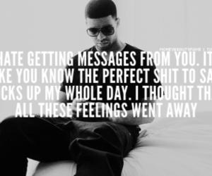 Drake, feelings, and love image