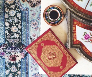 islam, quran, and muslim image