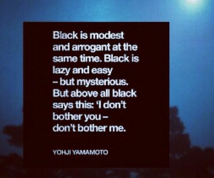 black, quote, and dark image