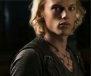 jace wayland, Jamie Campbell Bower, and mortal instruments image