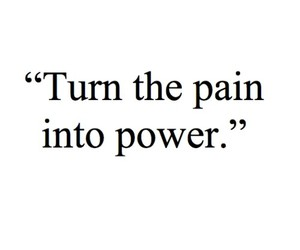 power, quotes, and pain image