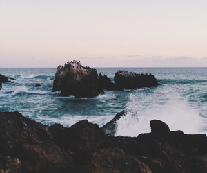 sea, water, and nature image