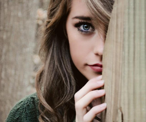 eyes, girl, and pretty image