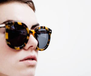 karen walker and sunglasses image