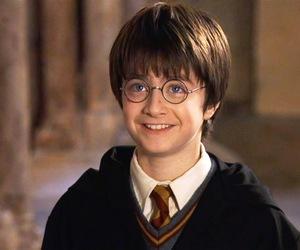 harry potter, harry, and hogwarts image