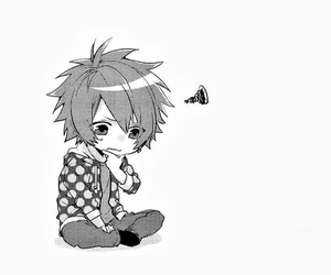 manga, kawaii, and cute image