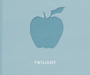 twilight, the twilight saga, and minimalist poster image