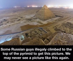 picture, pyramid, and climb image